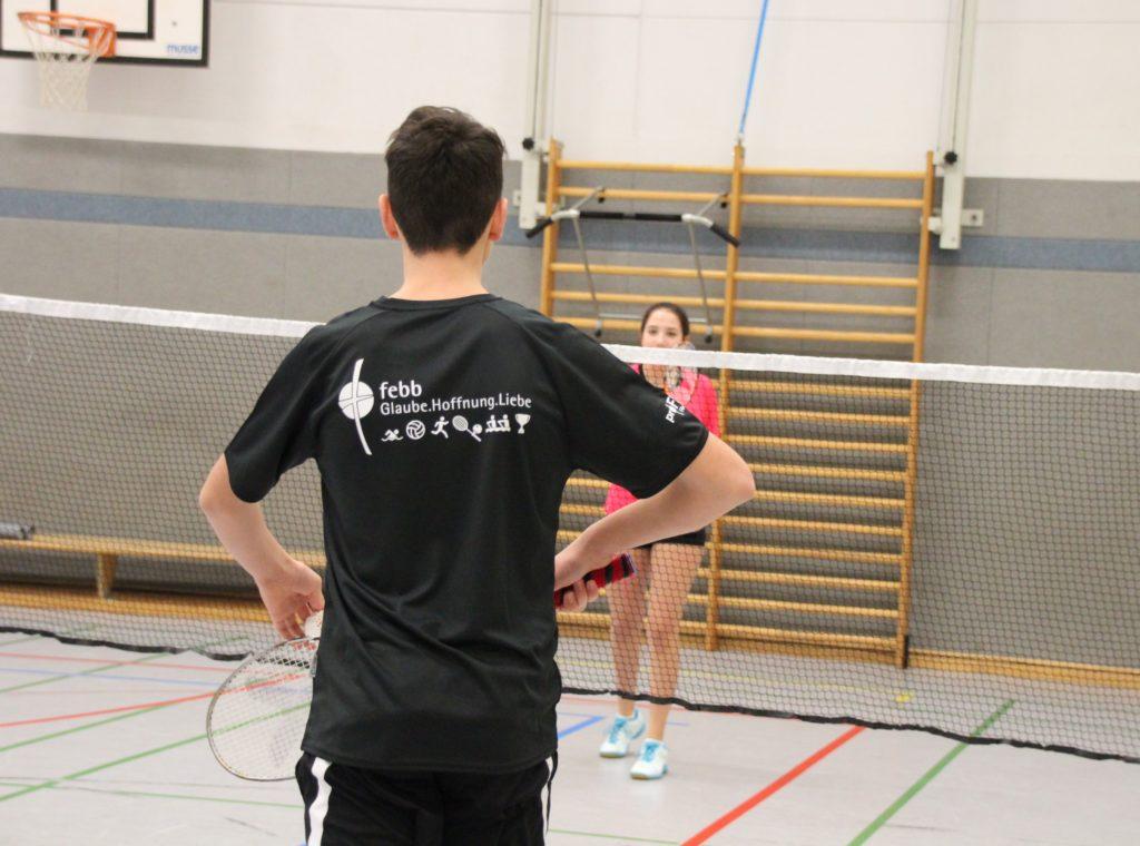 FEBB-Sportshirt